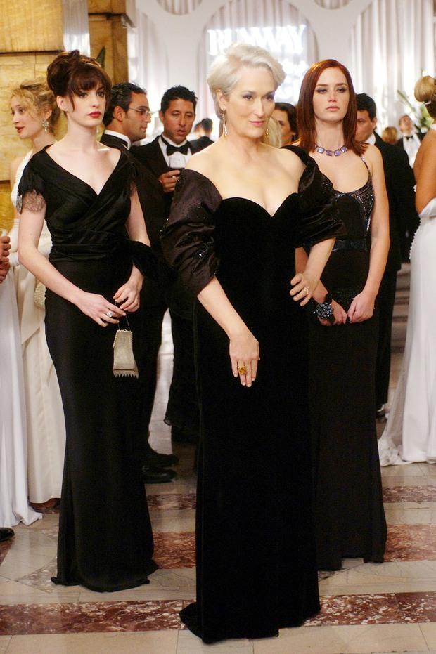 15 năm trước, The Devil Wears Prada - tượng đài thời trang bất diệt cùng những khoảnh khắc fancy nhất đã ra đời! - Ảnh 1.