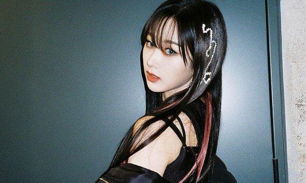 Tân binh người Nhật đầu tiên của CUBE gây bão MXH vì visual giống Yuna (ITZY), có nổi bật hơn đại diện aespa? - Ảnh 8.