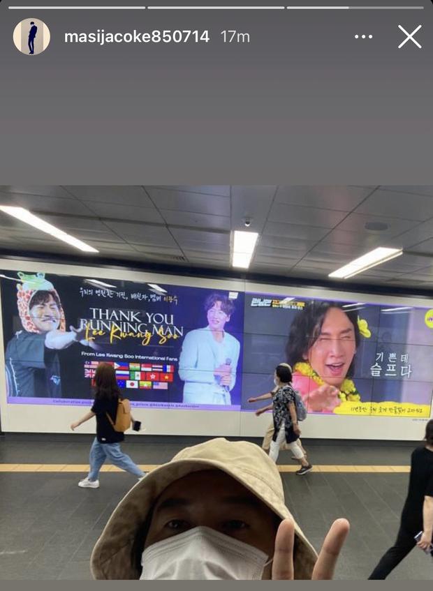 Kwang Soo check in với hình ảnh fan meeting Việt Nam hậu chia tay Running Man - Ảnh 4.