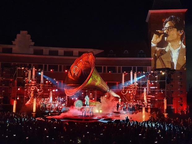 The Veston Concert xuất hiện trong Olympia, câu trả lời chắc nịch của nam sinh khiến fan Hà Anh Tuấn sướng rơn  - Ảnh 3.