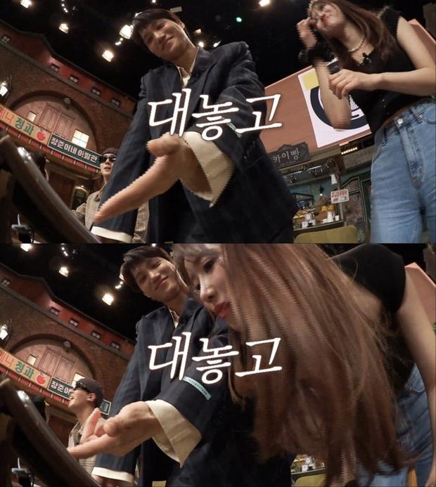 1 nam idol đối xử hậu bối nữ tinh tế đến thòng tim, bảo sao 2 công chúa Kpop Jennie và Krystal mê như điếu đổ - Ảnh 3.