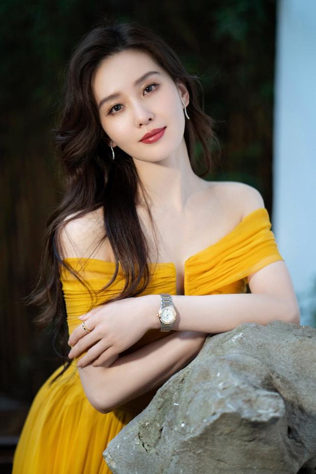 Ảnh Lưu Thi Thi trong bộ phim 14 năm trước hot trở lại, nhan sắc như tiên giáng trần làm netizen sôi sục - Ảnh 3.