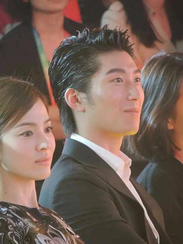 Hậu cung khủng toàn cực phẩm nam thần mê Song Hye Kyo: Huỳnh Hiểu Minh, Lee Min Ho, Suju và tài tử, idol Hàn - Trung có mặt - Ảnh 19.