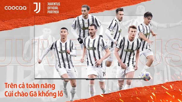 coocaa TV công bố hợp tác thương hiệu với Câu lạc bộ bóng đá hàng đầu thế giới Juventus để phát triển phạm vi toàn cầu - Ảnh 3.