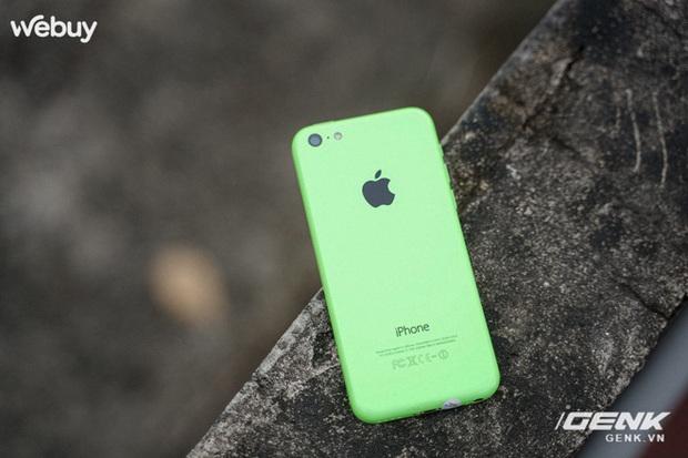 2021 rồi, muốn mua iPhone 5C vẫn tốn gần 1 triệu, liệu có đáng không? - Ảnh 2.