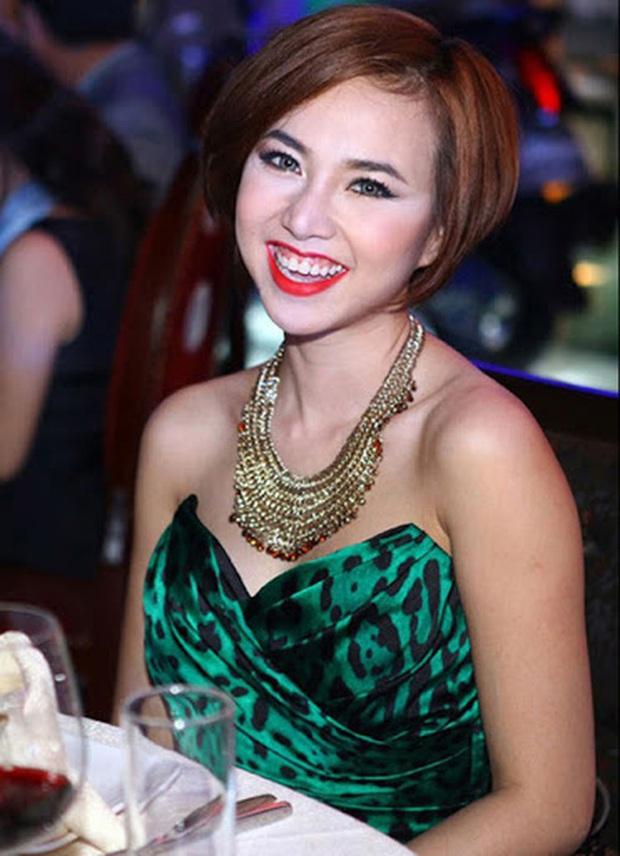 Thi thoảng nhìn lại ảnh cũ của sao Việt mà giật mình: Quá trời mỹ nhân makeup sợ phát khiếp - Ảnh 6.