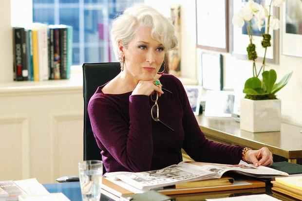 Hậu đóng cặp với Anne Hathaway, minh tinh Meryl Streep tuyên bố bị trầm cảm, bỏ ngay một lối diễn xuất cực kỳ nguy hiểm - Ảnh 1.