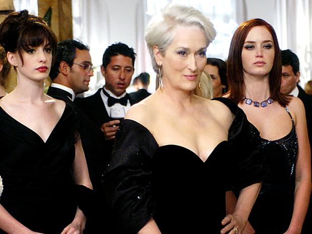 Hậu đóng cặp với Anne Hathaway, minh tinh Meryl Streep tuyên bố bị trầm cảm, bỏ ngay một lối diễn xuất cực kỳ nguy hiểm - Ảnh 2.