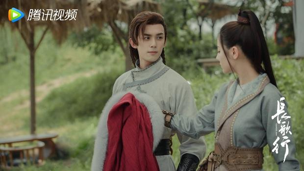 Top 10 phim có view khủng nhất nửa đầu 2021 trên Tencent: Nhiệt Ba - Tiêu Chiến khô máu với dàn bạn gái quốc dân? - Ảnh 2.