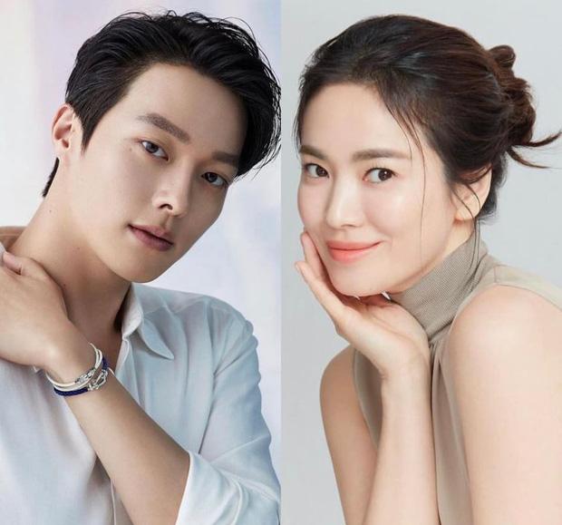 Lộ ảnh Song Hye Kyo đẹp lịm người bên cạnh Jang Ki Yong, anh chị mới nhìn nhau mà chemistry đã bùng nổ rồi - Ảnh 8.