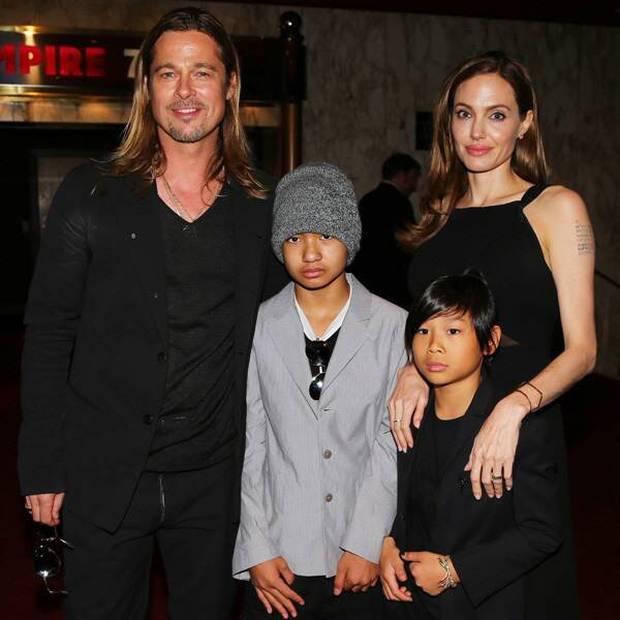 Người mẹ quốc dân Angelina Jolie: Khiến cả thế giới trầm trồ vì cách chăm 6 đứa con, cảm động nhất chuyện giúp cậu bé Việt đổi đời - Ảnh 9.