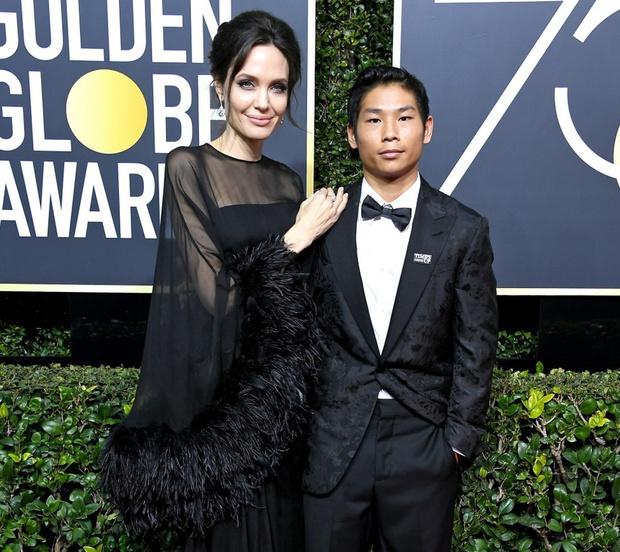 Người mẹ quốc dân Angelina Jolie: Khiến cả thế giới trầm trồ vì cách chăm 6 đứa con, cảm động nhất chuyện giúp cậu bé Việt đổi đời - Ảnh 19.