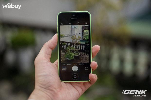 2021 rồi, muốn mua iPhone 5C vẫn tốn gần 1 triệu, liệu có đáng không? - Ảnh 11.