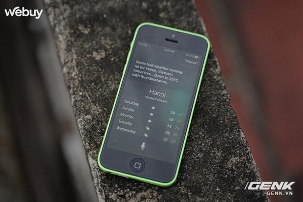 2021 rồi, muốn mua iPhone 5C vẫn tốn gần 1 triệu, liệu có đáng không? - Ảnh 14.