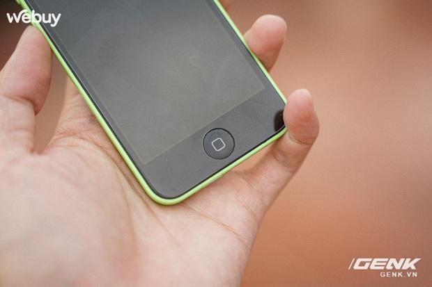2021 rồi, muốn mua iPhone 5C vẫn tốn gần 1 triệu, liệu có đáng không? - Ảnh 4.