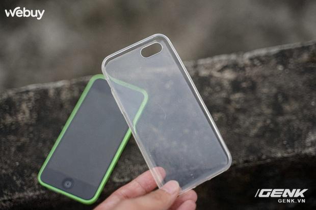2021 rồi, muốn mua iPhone 5C vẫn tốn gần 1 triệu, liệu có đáng không? - Ảnh 7.