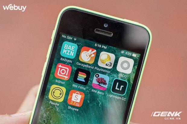 2021 rồi, muốn mua iPhone 5C vẫn tốn gần 1 triệu, liệu có đáng không? - Ảnh 10.