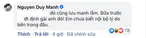Duy Mạnh tiếp tục khẳng định bị Phi Nhung gài, ẩn ý bố mẹ Hồ Văn Cường bị dẫn dắt - Ảnh 3.