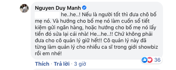 Duy Mạnh tiếp tục khẳng định bị Phi Nhung gài, ẩn ý bố mẹ Hồ Văn Cường bị dẫn dắt - Ảnh 5.