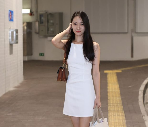 Hoảng hồn vòng sơ tuyển Hoa hậu Hong Kong: Thí sinh bị bóc lỗi make up, style lôi thôi như đi chợ, kéo đến 1 gương mặt sáng hiếm hoi mà vỡ òa - Ảnh 12.