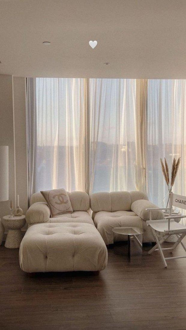 4 lý do nên chọn rèm cửa màu trắng: Ai không phải mệnh Kim cũng dễ bị thuyết phục bởi 3 điều - Ảnh 15.