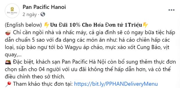 Khách sạn 5 sao cũng gồng mình qua mùa dịch: Sofitel Legend Metropole, JW Marriott Hanoi giao đồ ăn tận nhà, Sheraton Saigon mở lớp dạy nấu ăn cho trẻ em - Ảnh 4.
