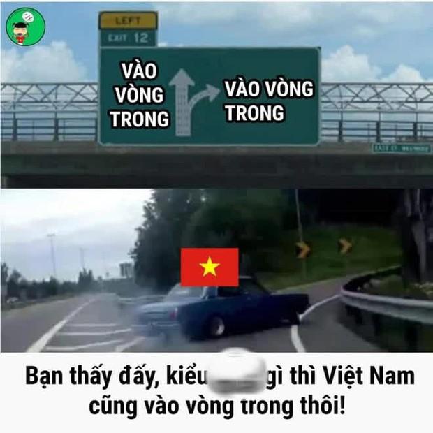 Sau trận đấu UAE - Việt Nam, cộng đồng mạng lại đua nhau chế meme cực hài hước, nhưng sao tâm điểm lại là âm nhạc? - Ảnh 1.