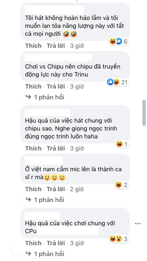 Netizen phản ứng khi Ngọc Trinh chính thức lấn sân làm ca sĩ: Hậu quả của việc hát chung với Chi Pu phải không? - Ảnh 5.