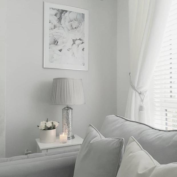 4 lý do nên chọn rèm cửa màu trắng: Ai không phải mệnh Kim cũng dễ bị thuyết phục bởi 3 điều - Ảnh 6.