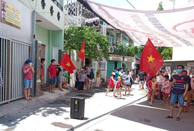 TP.HCM: Thêm nhiều khu vực ở quận Gò Vấp được tháo dỡ phong tỏa - Ảnh 2.