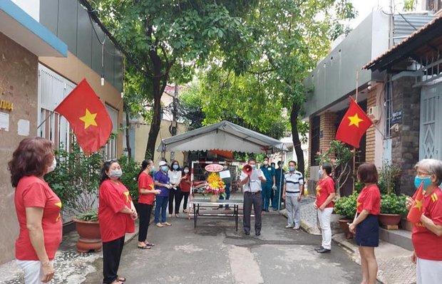 TP.HCM: Thêm nhiều khu vực ở quận Gò Vấp được tháo dỡ phong tỏa - Ảnh 1.