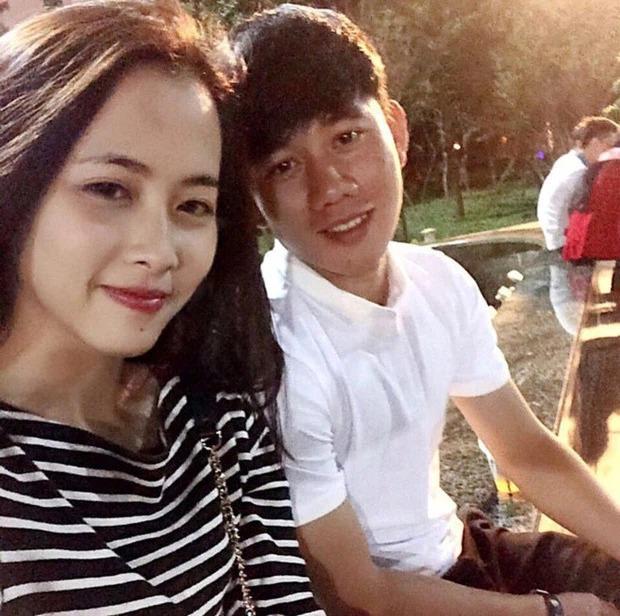 Có ai như Minh Vương: Chia tay vẫn làm bạn tốt, bồ cũ còn chúc một câu tiên tri trước thềm trận Việt Nam - UAE - Ảnh 2.