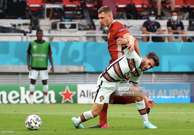Bồ Đào Nha 3-0 Hungary: Ronaldo đi vào lịch sử với cú đúp - Ảnh 3.