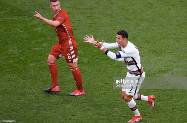 Bồ Đào Nha 3-0 Hungary: Ronaldo đi vào lịch sử với cú đúp - Ảnh 5.