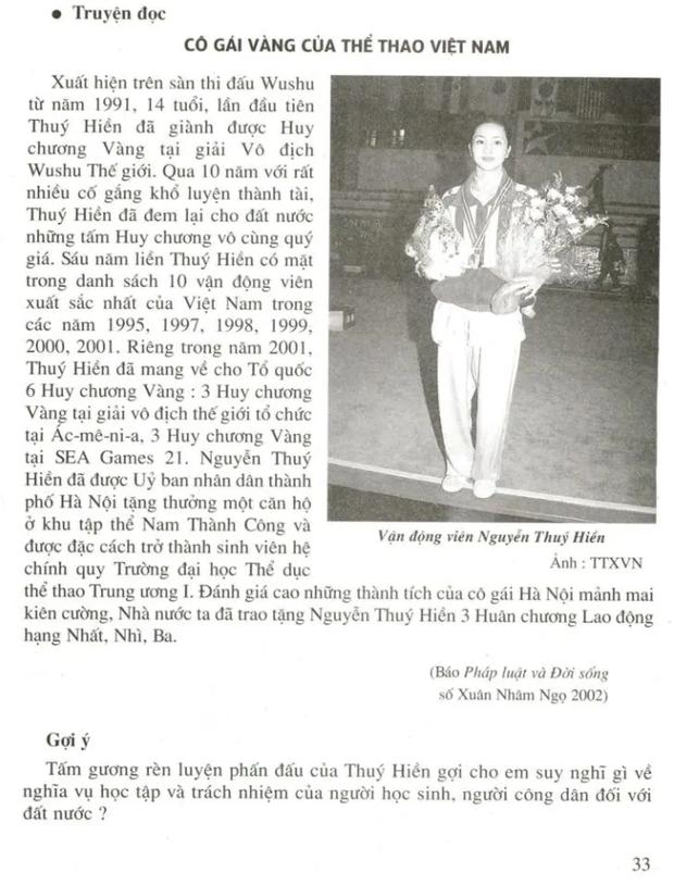 Bàn thắng của Tiến Linh chưa vào SGK ngay nhưng một chiến tích khác của Việt Nam đã chễm chệ vào sách lớp 6 từ lâu rồi đây này - Ảnh 2.
