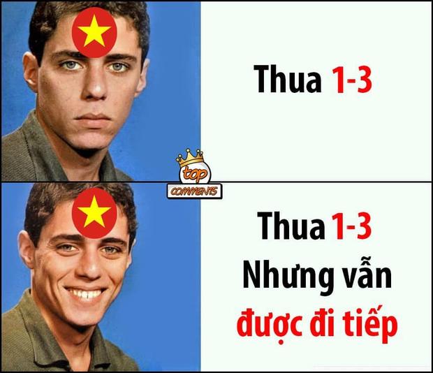 Sau trận đấu UAE - Việt Nam, cộng đồng mạng lại đua nhau chế meme cực hài hước, nhưng sao tâm điểm lại là âm nhạc? - Ảnh 10.