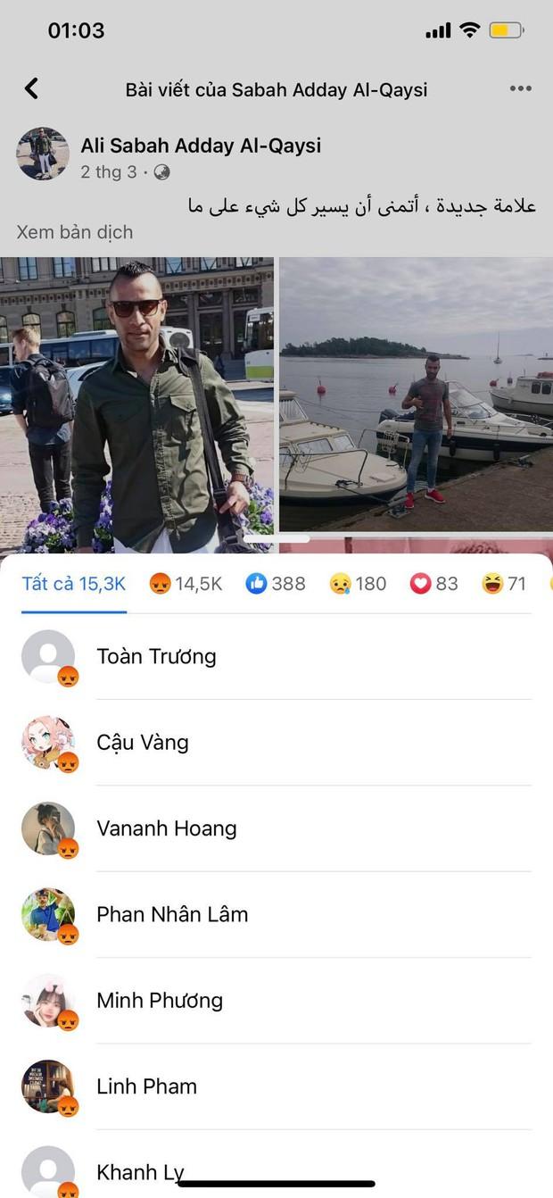 Đội tuyển Việt Nam thua quá nhanh trước UAE, Facebook trọng tài chính bị cộng đồng mạng thả phẫn nộ tăng theo từng giây! - Ảnh 5.