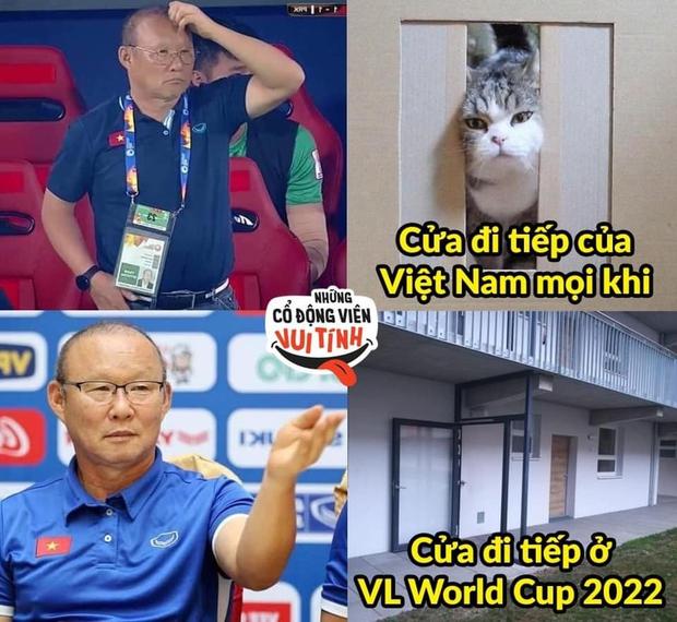 Sau trận đấu UAE - Việt Nam, cộng đồng mạng lại đua nhau chế meme cực hài hước, nhưng sao tâm điểm lại là âm nhạc? - Ảnh 11.