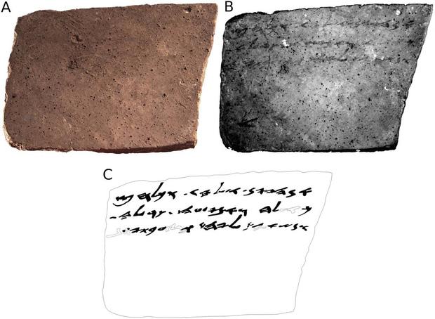 Giới khoa học mất 50 năm giải mã bức thư 2600 tuổi của anh lính trẻ gửi bạn, ai ngờ nội dung chuẩn trẩu tre - Ảnh 1.