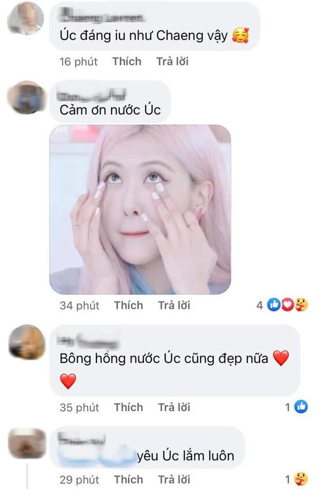 BLACKPINK đúng là được tổ viral độ: Việt Nam làm nên lịch sử, dân tình đồng loạt khen Rosé đáng yêu quá là sao? - Ảnh 4.