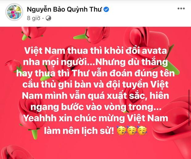Quỳnh Thư lên tiếng khi bị đồn hẹn hò Tiến Linh, nam cầu thủ cũng có động thái đặc biệt gây chú ý! - Ảnh 3.