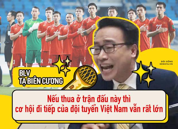 """Anh Biên Cương chốt lại: Việt Nam có một pha làm bàn thắng như """"thêu hoa dệt gấm, xứng đáng vào sách giáo khoa""""  - Ảnh 6."""