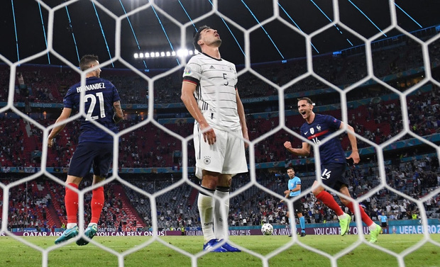 Trai đẹp Hummels phản lưới, Đức gục ngã ngay trên sân nhà trước Pháp - Ảnh 1.