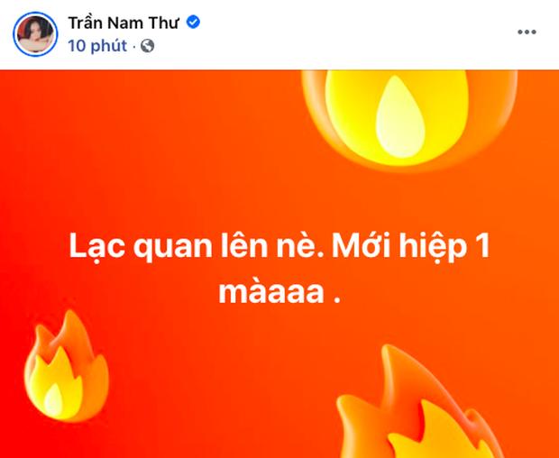 90 phút cảm xúc lên xuống của sao Việt khi xem Việt Nam - UAE: Hiệp 1 lo lắng động viên, hiệp 2 hồi hộp đến vỡ oà vui sướng! - Ảnh 2.
