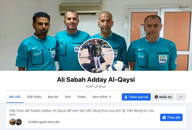 Đội tuyển Việt Nam thua quá nhanh trước UAE, Facebook trọng tài chính bị cộng đồng mạng thả phẫn nộ tăng theo từng giây! - Ảnh 3.