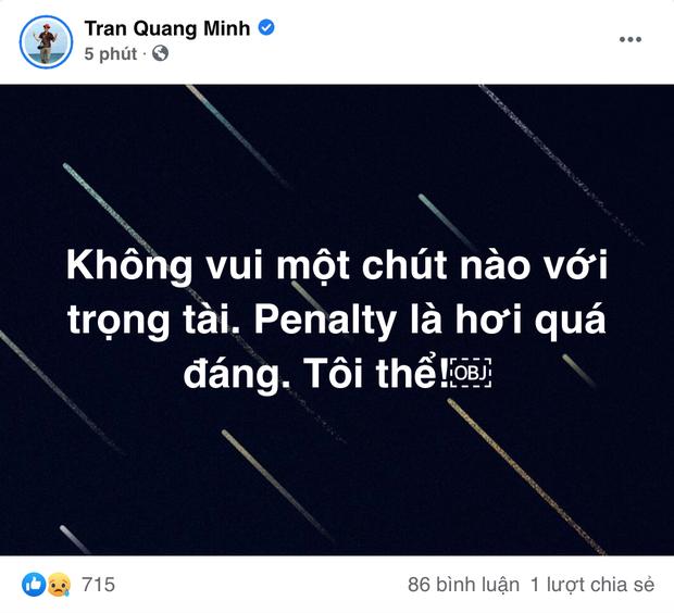 Netizen phản ứng với quyết định của trọng tài trận Việt Nam - UAE, bồ cũ Quang Hải cũng dõng dạc lên tiếng - Ảnh 2.