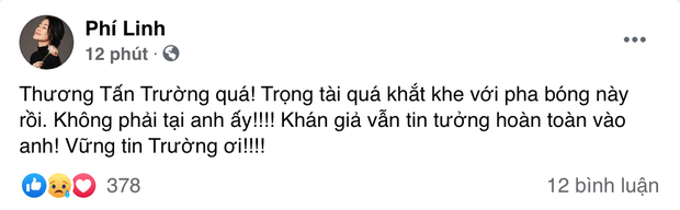 Netizen phản ứng với quyết định của trọng tài trận Việt Nam - UAE, bồ cũ Quang Hải cũng dõng dạc lên tiếng - Ảnh 4.