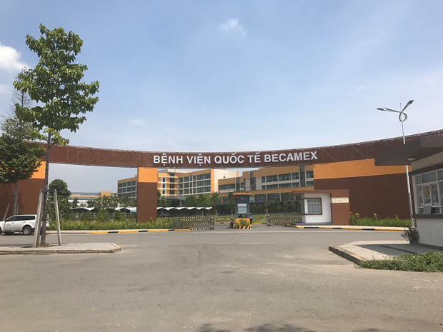 Bình Dương: Bệnh viện Quốc tế Becamex gỡ phong tỏa, mở cửa khám bệnh từ ngày 17/6 - Ảnh 1.