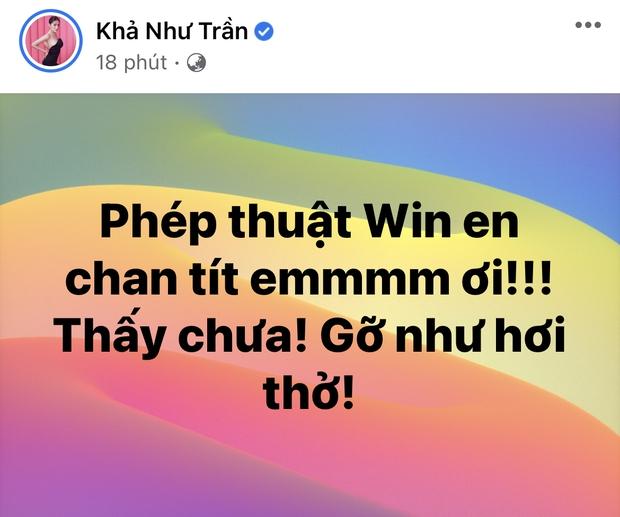 2h sáng dàn sao Việt vẫn xem đến phút cuối, vỡ oà vì kết quả của tuyển Việt Nam: Chúng ta thua 1 trận đấu nhưng làm nên lịch sử! - Ảnh 15.