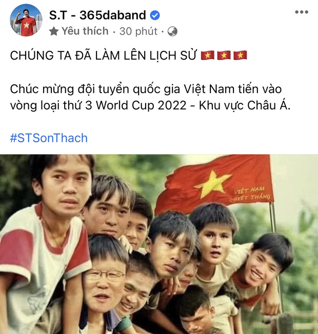 2h sáng dàn sao Việt vẫn xem đến phút cuối, vỡ oà vì kết quả của tuyển Việt Nam: Chúng ta thua 1 trận đấu nhưng làm nên lịch sử! - Ảnh 4.